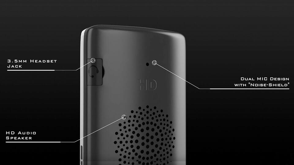 wifi phone with loudspeaker
